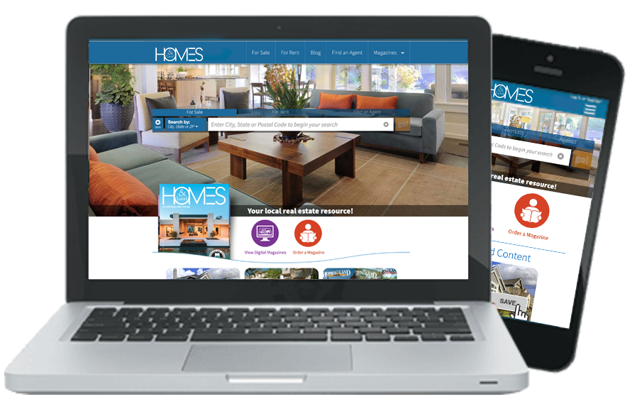 Homes & Land Online