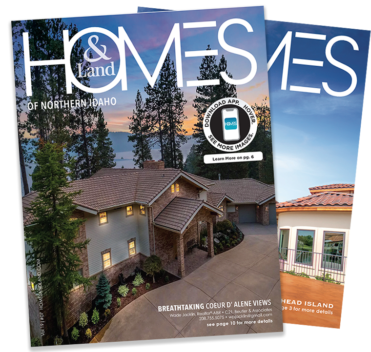 Homes & Land Magazines
